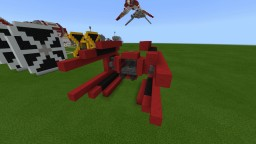Emperor's Royal Guard TIE fighter Minecraft Map & Project