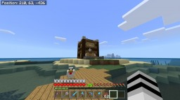Fun Survival Minecraft Map & Project