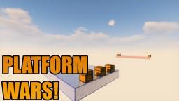Platform Wars! Minecraft Map & Project