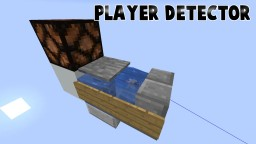 Compacted 1.13 player detector Minecraft Map & Project