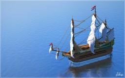 Fictional Ship | Dutch Ship Minecraft