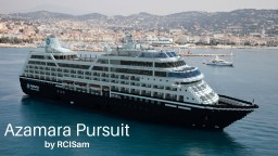 Azamara Pursuit - Azamara Club Cruises [+Download] Minecraft Map & Project