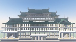 Grand People's Study House Minecraft Map & Project