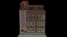 Nuremberg Buildings Minecraft Map & Project