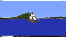Simple Sloop Minecraft Map & Project