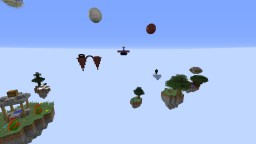 Skyblock: Island Explorer Minecraft Map & Project