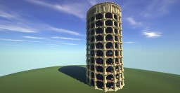 Classical Skyscraper Minecraft Map & Project