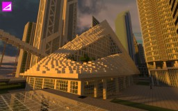 VIA West 57th - Skyscraper Solo Project Contest Minecraft Map & Project