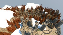 Medieval 513x513 Map - Pure Solo Project Minecraft