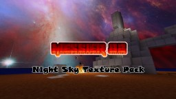 MESSIER 82 - Night Sky Texture Pack 1.7.2-1.13.1+ Minecraft Texture Pack