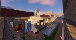 A palace (Survival) Minecraft Map & Project