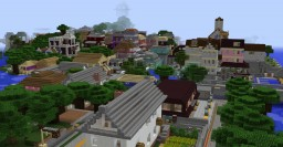 Borough of Seafield Minecraft Map & Project