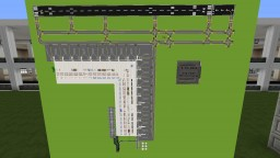 Chase City International Airport Minecraft Map & Project