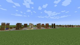Four Very Nice Minecraft Beds Minecraft Map & Project