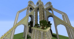 Doors of the Heaven Minecraft Map & Project