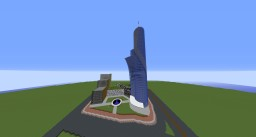 Capital City World Trade Center | Skyscraper Solo Minecraft Project Contest Minecraft Map & Project