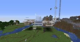TumbleDumpling's Minecraft 1.13+ Iron Farm Builder Featuring Tango Tek's Iron Phoenix Minecraft Map & Project