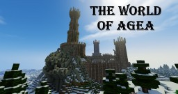 The World of Agea (Exploration Map) Minecraft Map & Project