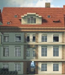 Hagenmarkt 12, Braunschweig, Germany Minecraft Map & Project