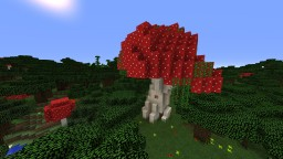 Mushroom Survival (1-3 players) Minecraft Map & Project