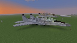 Mikoyan MIG-29 (9.12/9.51) Minecraft Map & Project