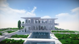 Whitehall Estate Minecraft Map & Project