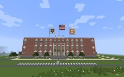 Bilricca High School Minecraft Map & Project