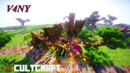 V4NY - Villagerdorf [NEW] Minecraft Map & Project