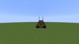 Kranvagn (Heavy Tank) Minecraft Map & Project