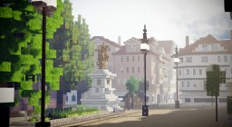 Martinsplatz, Kassel, Germany Minecraft Map & Project