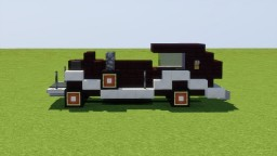 Classic Old Car Minecraft Map & Project