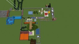 HEADHUNTERS THEME PARK V2 1.13 Minecraft Map & Project