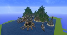 Port Savyern Minecraft Map & Project