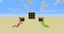 Tic Tac Toe - 1.12.2 Minecraft Map & Project