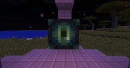 End Teleporters - A balanced and quick way to travel around your Minecraft worlds Minecraft Mod