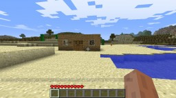 Beta 1.7.3 Update Aquatic (MAP) Minecraft Map & Project