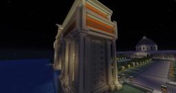 Freehaven UN Building Minecraft Map & Project