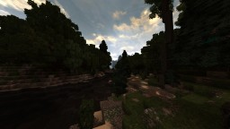 Höllfall Forest Minecraft Map & Project