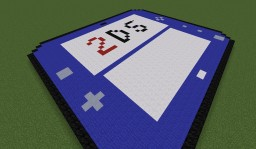 nintendo 2ds Minecraft Map & Project