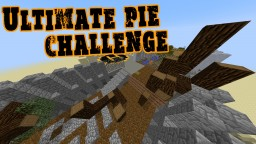Ultimate Pie Challenge Minecraft Map & Project