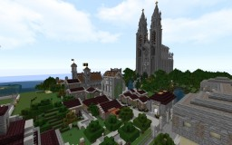 Prinzheim Minecraft Map & Project