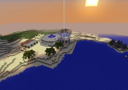 Creations Superheroes Coming Server Minecraft Map & Project