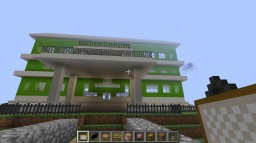 Slime Green Boy Minecraft Map & Project