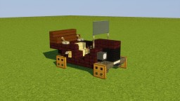 Ford Model T Minecraft