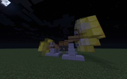 The Time Machine (Alpha Version) Minecraft Map & Project