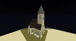 Cathedreal (exterior only) Minecraft Map & Project