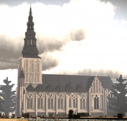 St. Georg, Bocholt, Germany Minecraft Map & Project