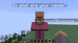 Dialogue In Minecraft (CONCEPT) Minecraft