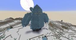 3d Regice Minecraft Map & Project