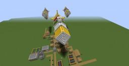 BG AIR SHIPS (ZEPPELIN FLEET) Minecraft Map & Project
